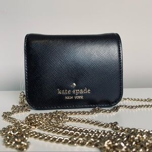 NEW KATE SPADE WALLET ON CHAIN